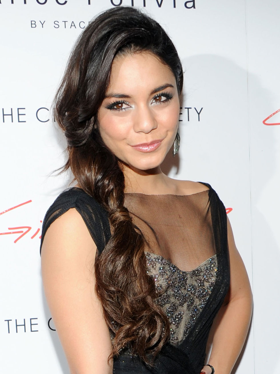 Prom Hairstyles For Thick Hair 11 Side Swept Hairstyles Celebrity Side Hairstyle Inspiration