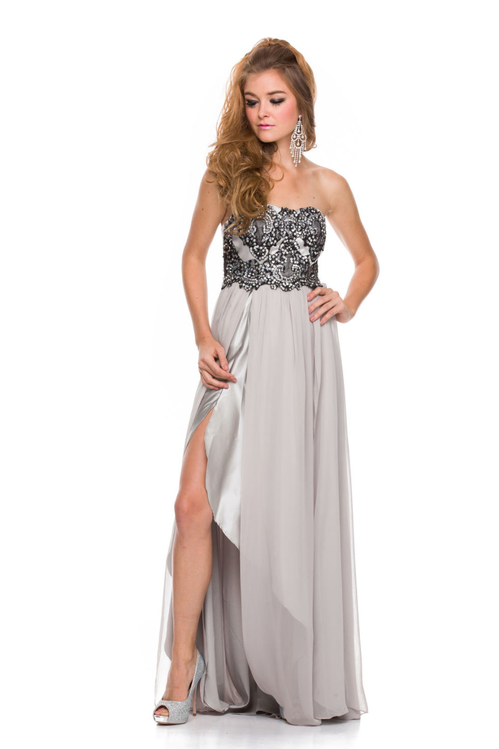 Strapless Banquet Dresses | Dress images