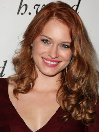 Leven Rambin red hair