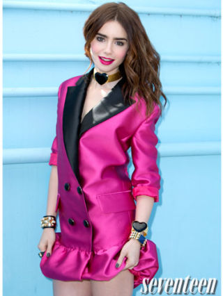Lily Collins Style And Quotes Lily Collins Fashion Photos