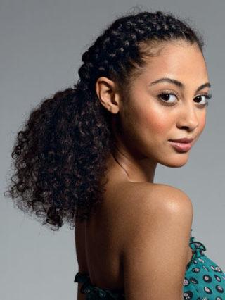 Sensational Best Hairstyles For Relaxed Hair How To Style Relaxed Hair Short Hairstyles For Black Women Fulllsitofus