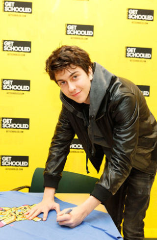 are nat wolff and rosalina dating in real life