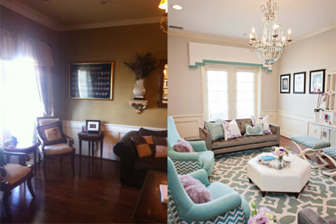 Sorority House Before And After Interior Design Ideas