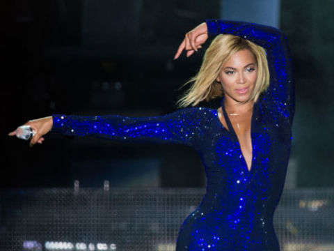 Beyonce Hairstylist Tips - How To Style Relaxed Black Hair