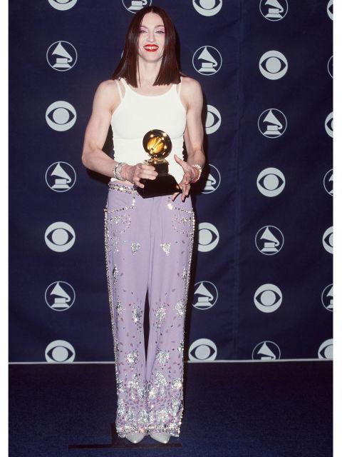 Madonna Grammys 1999 Madonna—1999