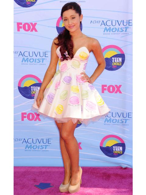 ariana grande macaron dress - photo #11