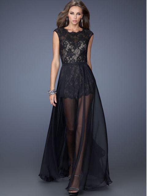 EDGY PROM DRESSES - Hamasa Werde