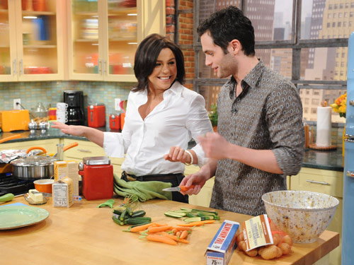 Rachel Ray Food Network Contest