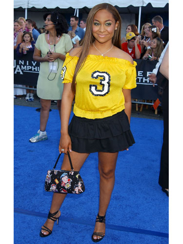 Raven Symone Pictures Pics Of Raven Symone Through The Years
