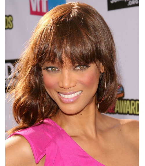 Tyra Banks Teenager: Tyra Banks Body Image Interview