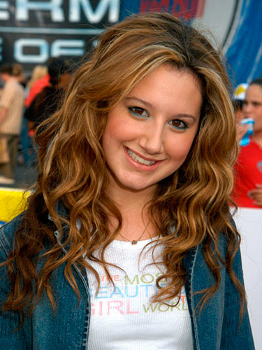 Actress Ashley Tisdale Ashley Tisdale Beauty Makeover - 375x500 - jpeg
