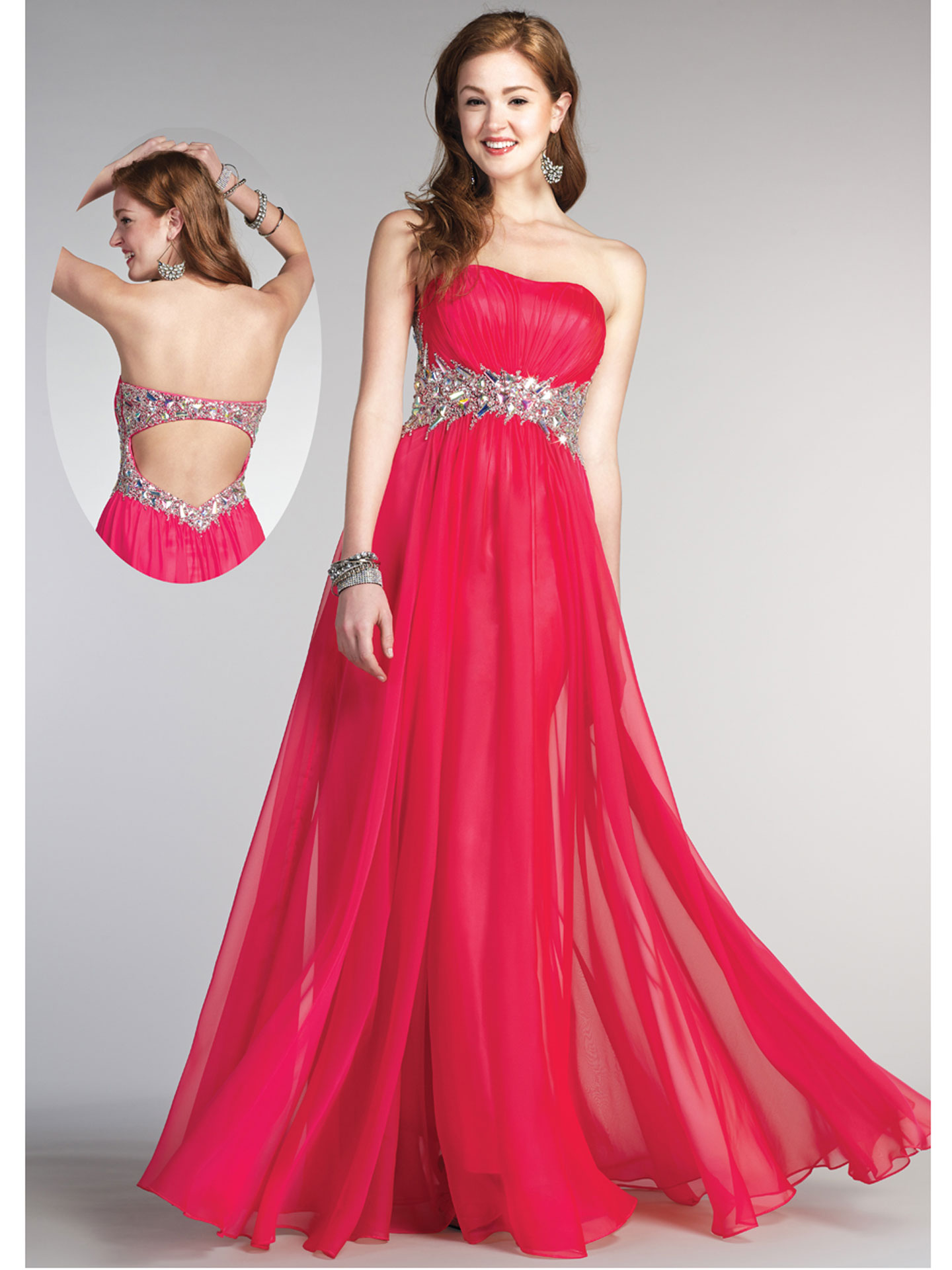 28 Red Prom Dresses for 2016