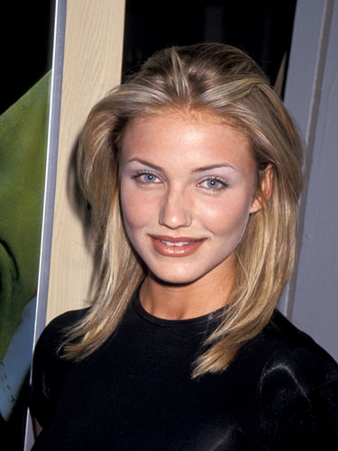 Cameron Diaz Before and After