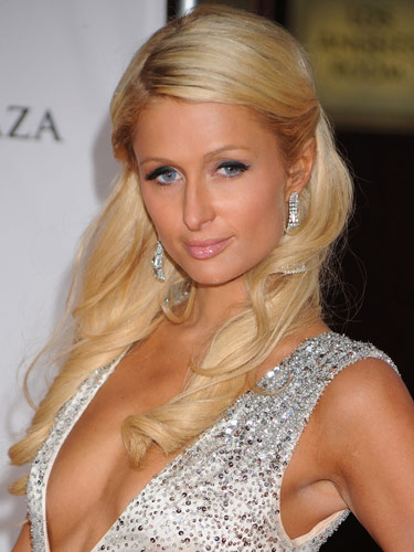 Where did you grow up Paris Hilton