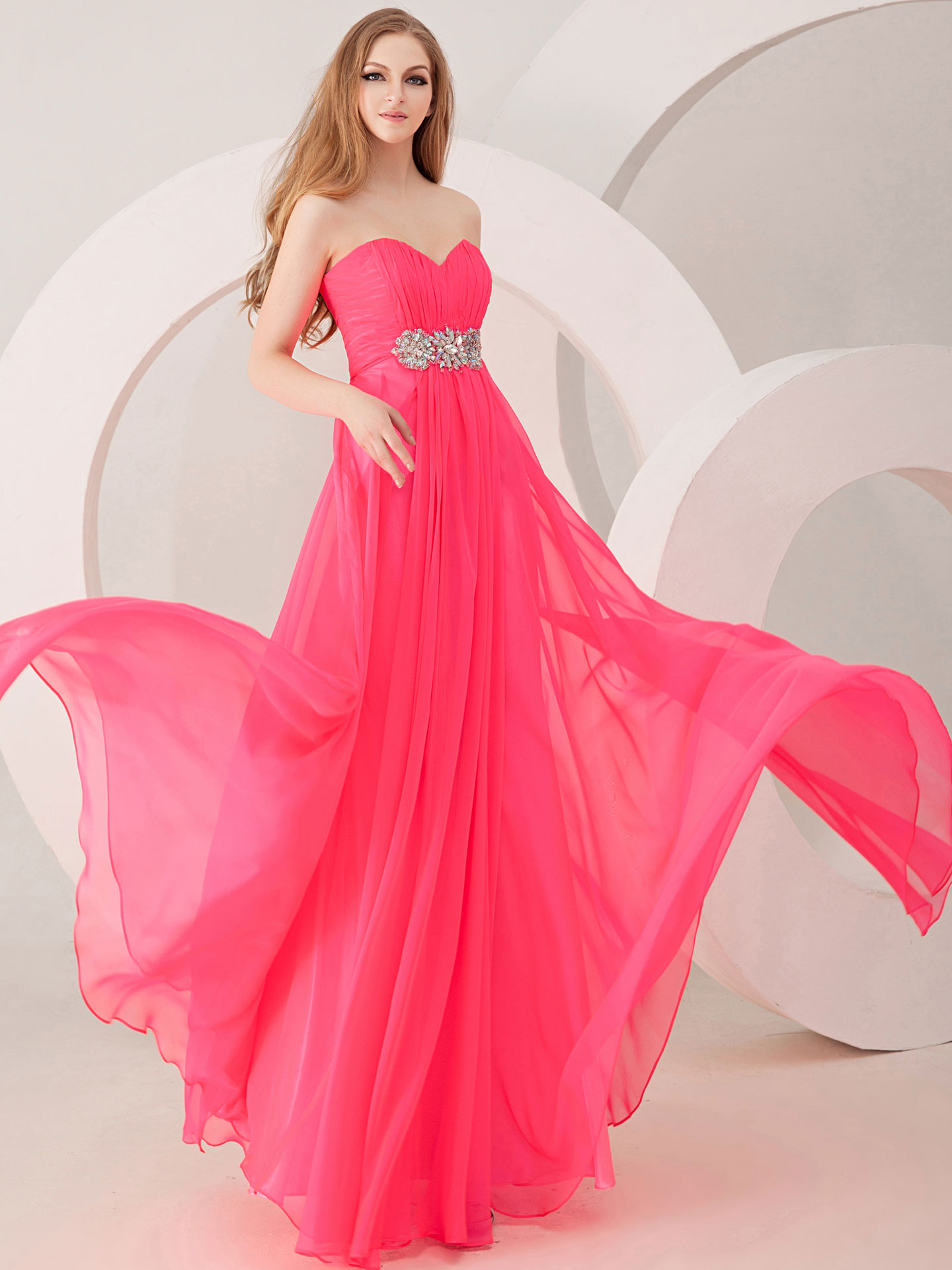 27 prettiest pink prom dresses 2016 for Pink homecoming dresses