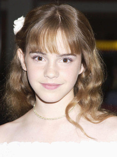 Emma Watson Hair and Makeup - Pictures of Emma Watson's