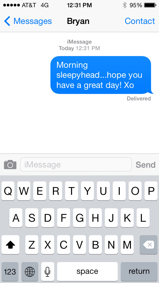 Cute Flirty Texts To Send A Guy 1