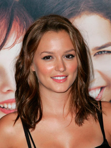 How to get leighton meester s hair and makeup leighton meester
