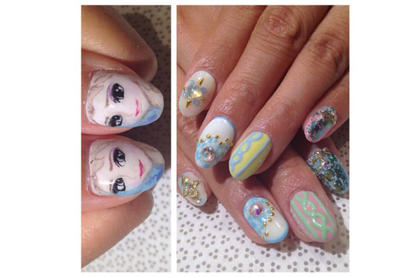 120 Best Nail Designs of 2017 - Latest Nail Art Trends