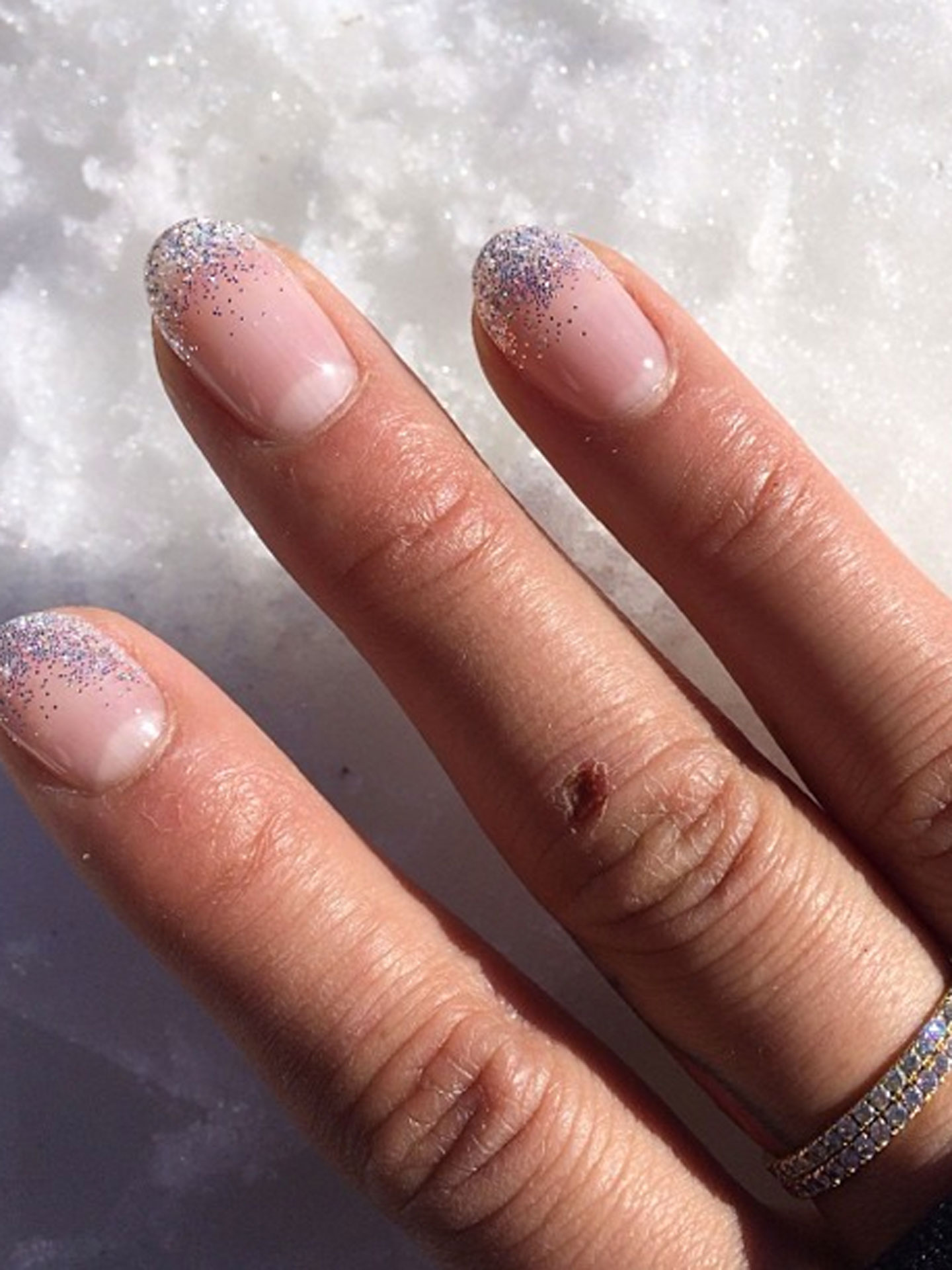 43 Celebrity Nail Art Designs That Are Just Goals Blissed Hub