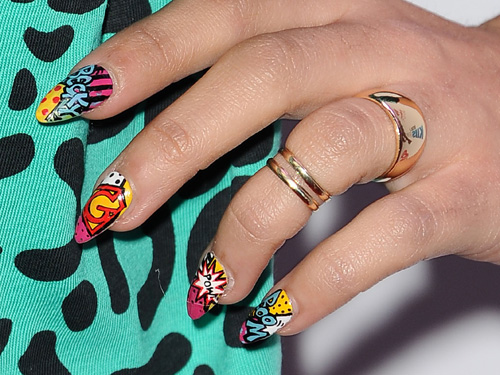 Nail Design Ideas 25 crazy summer nail design ideas 126 Nail Designs And Pictures Creative Nail Polish Trends