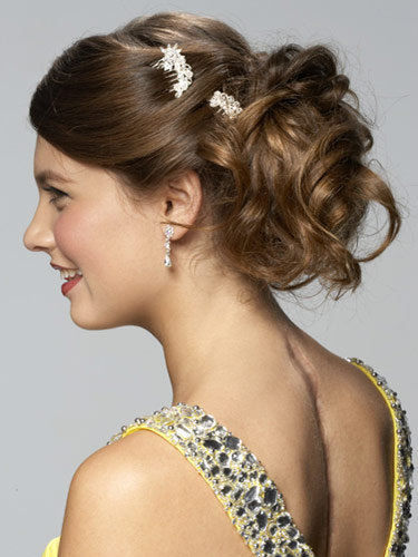 Fine 30 Gorgeous Prom Hairstyles For 2017 Prom Hair Ideas For Short Short Hairstyles For Black Women Fulllsitofus