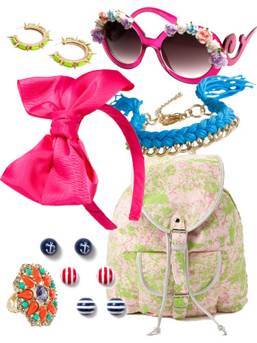 Affordable Summer Accessories