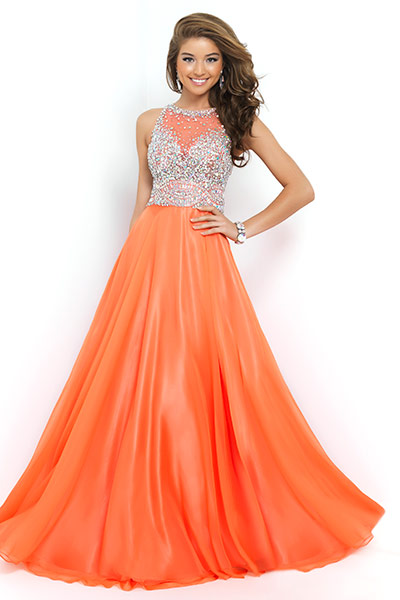 Bold Prom Dresses in Every Color