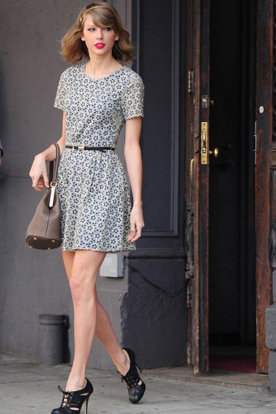 Style Dress Taylor Swift Dress Blog Edin