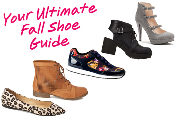 Shoes Every Teenage Girl Should Have