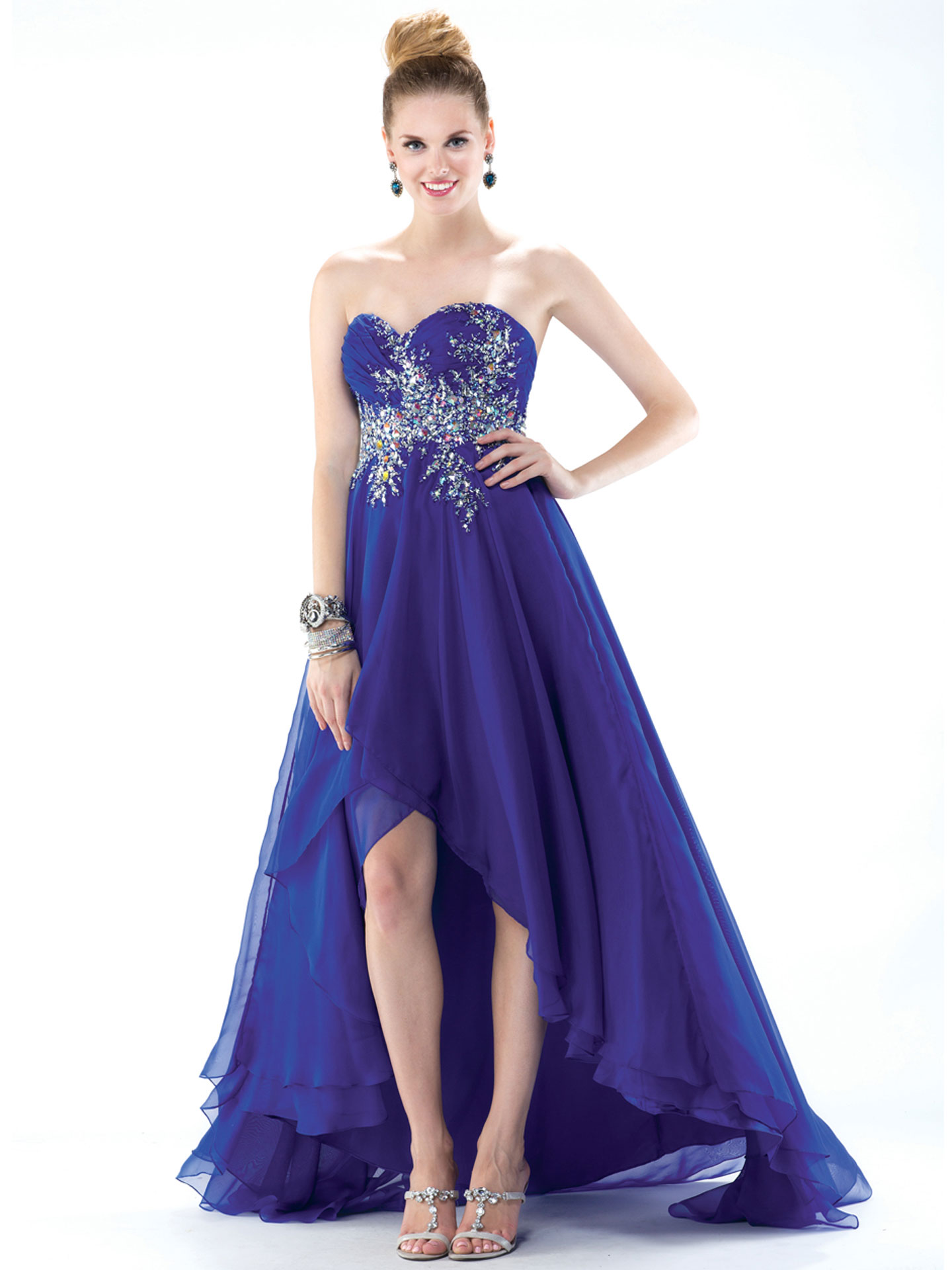 The Best Blue Prom Dresses Prom Trends 2014