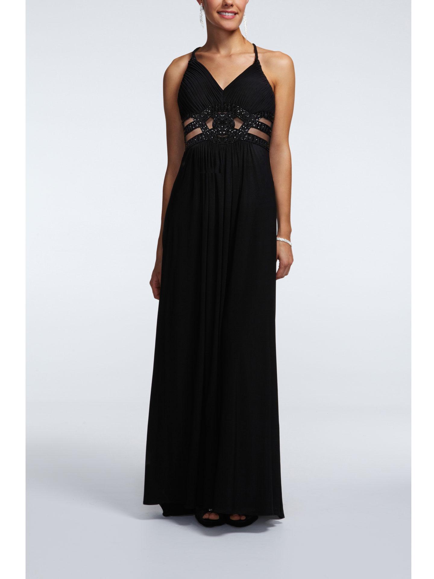 Black Prom Dresses David S Bridal Red Prom Dresses