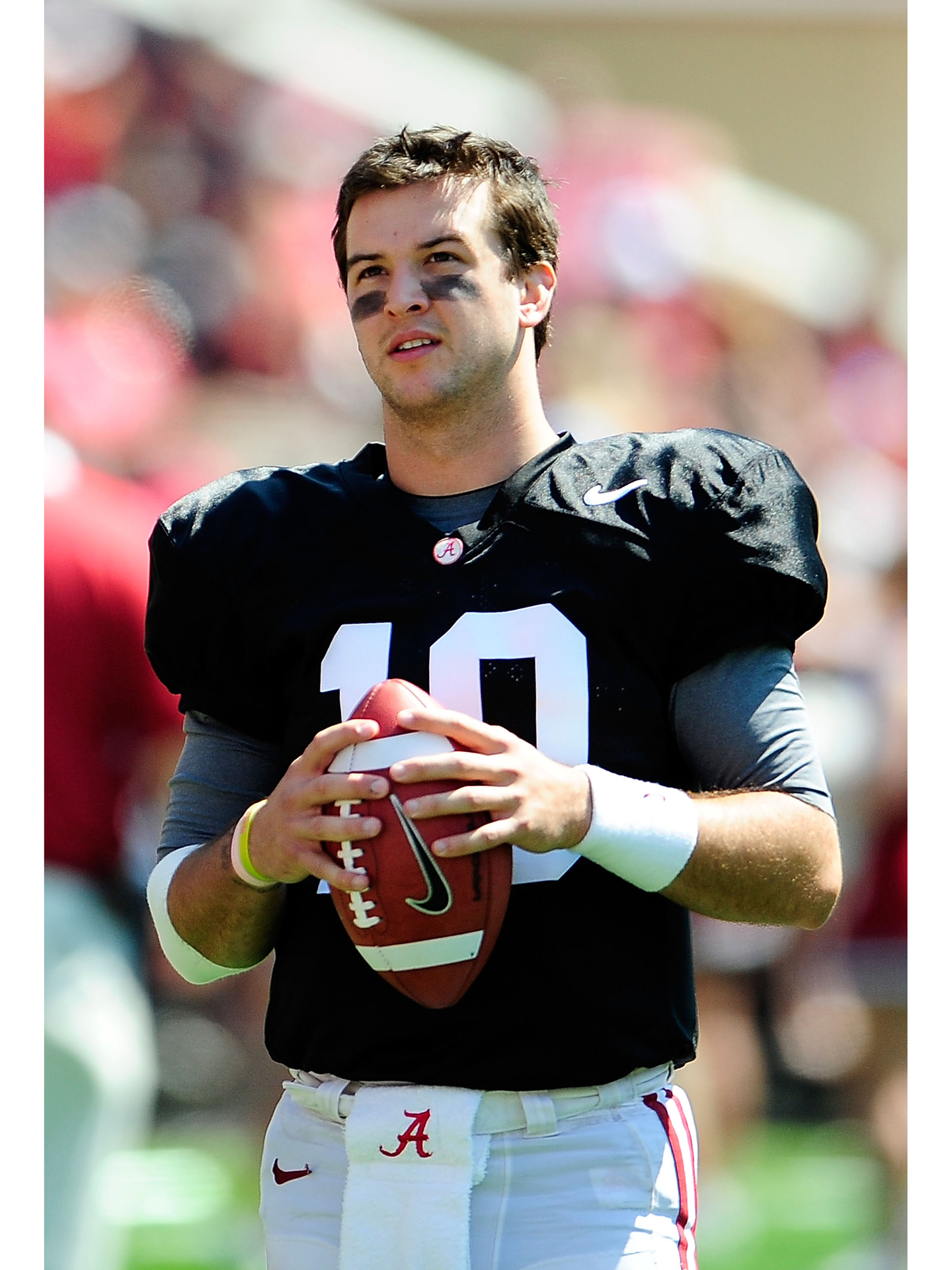 Aj mccarron dating miss alabama 9