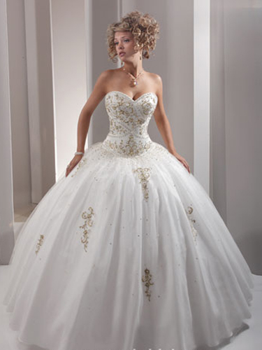 White Quinceanera Dresses - Best White Quince Dresses