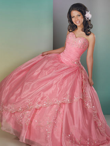 Light Quince Dresses - Best Light Quinceanera Dresses