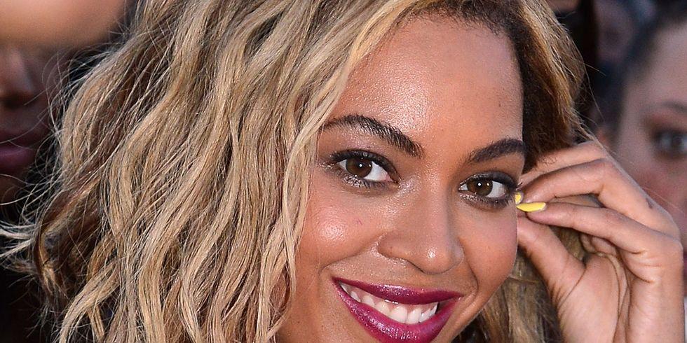 Beyonce New Bangs Beyonces Hair