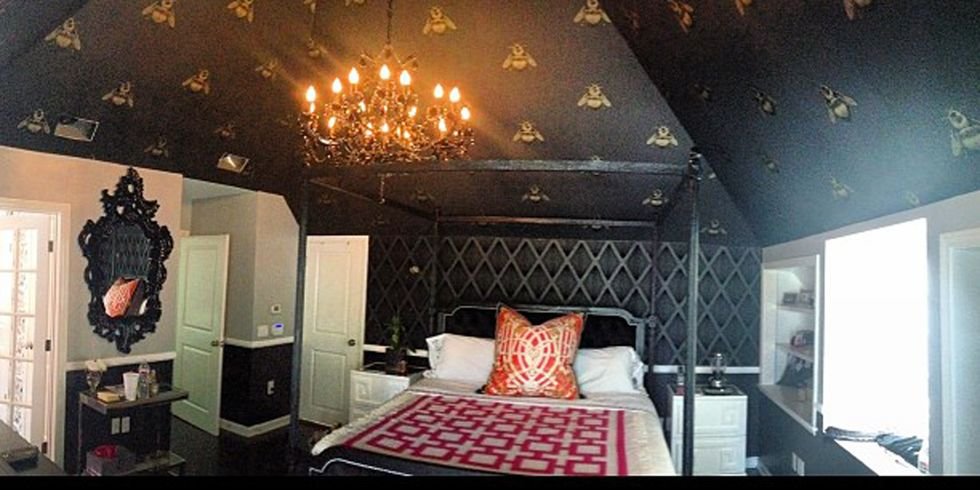 Image gallery edgy decor for Edgy bedroom ideas