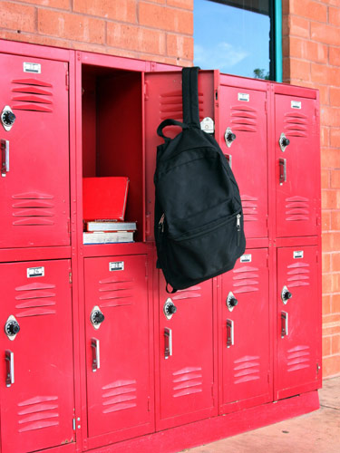family photo color ideas for summer - Locker Personality Quiz How Should You Decorate Your Locker
